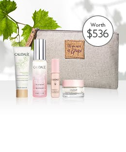 FREE 5-piece gift upon $1,200 <br>Use code: <b>VP1200</b>